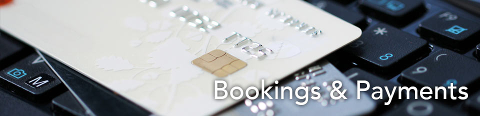 Bookings & Payments